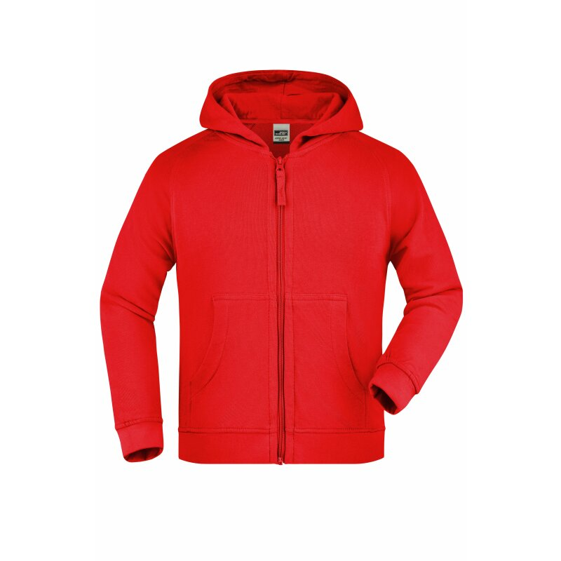 JN Junior Hooded Jacket