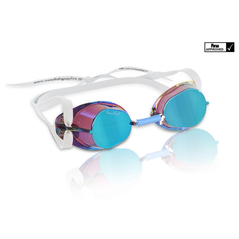 MALMSTEN Swedish Goggles Metalized