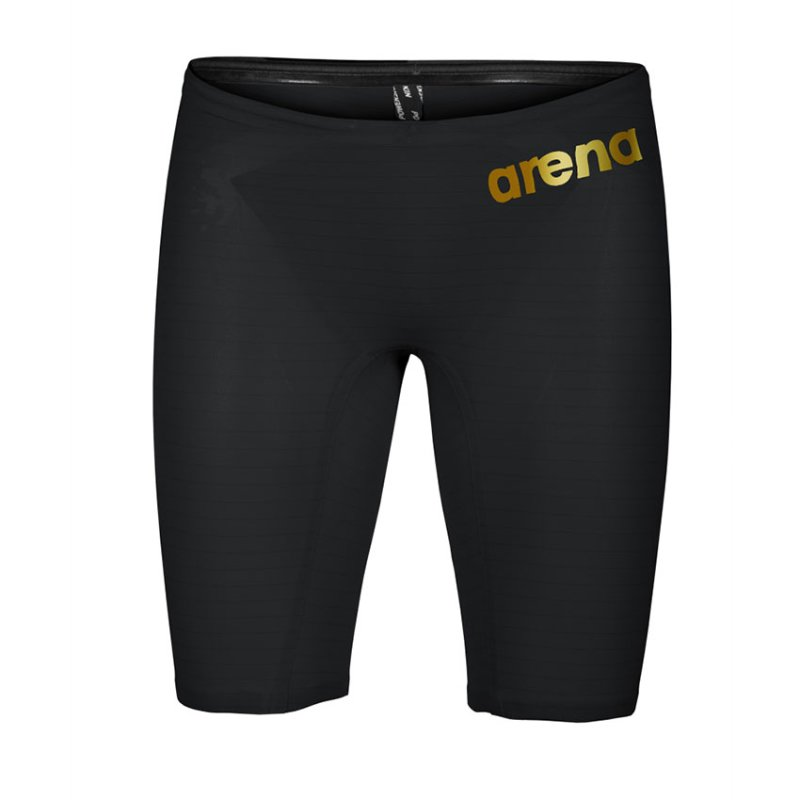 ARENA Carbon Air2 Jammer Black- Black- Gold